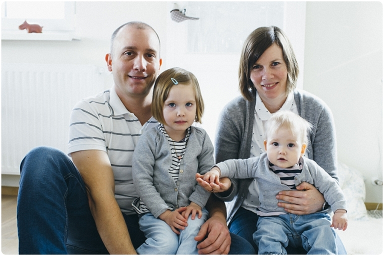 Dokumentarische Familiefotografie